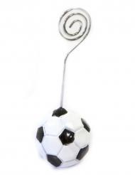 Marque place en résine Ballon de Football 10 x 3,8 cm