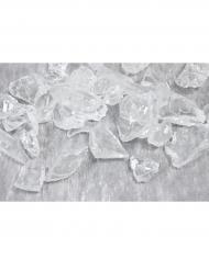 Verre décoratif transparent 400 grs