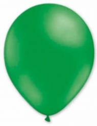 6 Ballons vert foncé 30 cm