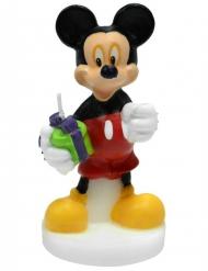 Bougie d'anniversaire 3D Mickey ™ 4,5 x 9 cm