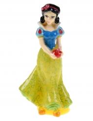 Bougie d'anniversaire 3D Princesses Disney ™ Blanche Neige 9 cm