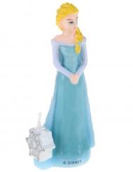 Bougie d'anniversaire 3D La Reine des Neiges ™ Elsa 9,5 cm