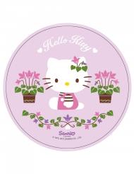 Disque azyme Hello Kitty ™ 21 cm