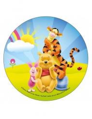Disque en azyme Winnie l'Ourson ™ Winnie et ses amis 21 cm