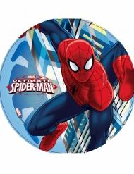 Disque en azyme Ultimate Spiderman ™ 21 cm