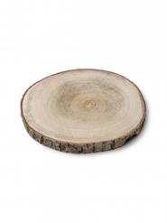 Rondin en bois naturel 10 x 2 cm