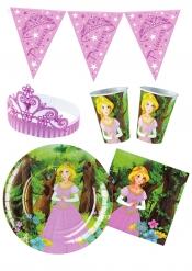 Kit Party Petite Princesse pour 24 personnes