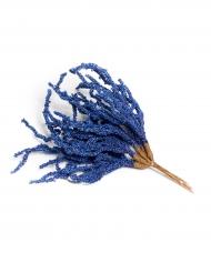 6 Coraux décoratifs bleus marines 19 cm