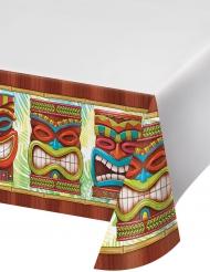 Nappe en plastique Tiki Hawai 137 x 259 cm