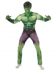 Déguisement classique rembourré Hulk™ adulte