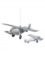 Avion 3D à faire soi-même 39 x 34 cm