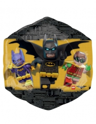 Ballon en aluminium Lego Batman™ 55 x 58 cm