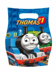 6 Sacs cadeaux Thomas et ses amis™
