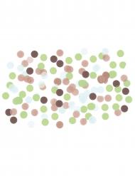 Confettis de table Renard et Castor 15 g