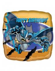 Ballon carré aluminium  Batman™ 40 X 40 cm