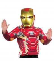 Demi-masque plastique Iron Man™