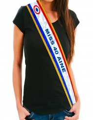 Écharpe Miss 40aine