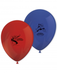 8 Ballons en latex Spiderman™