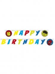 Guirlande happy birthday Avengers™