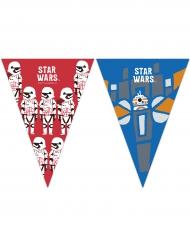 Guirlande 9 fanions Star Wars Forces™