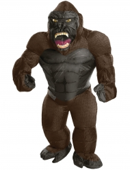 Déguisement gonflable King Kong™ adulte