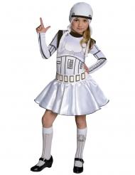 Déguisement Stormtrooper™ Star Wars™ fille
