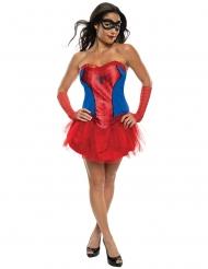 Déguisement robe tutu Spidergirl™ femme