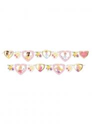 Guirlande en carton premium Princesses Disney™ 82 x 15 cm