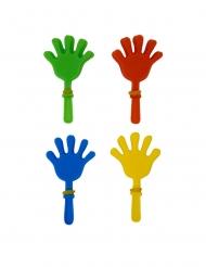 8 Accessoires piñata clap main 7 cm