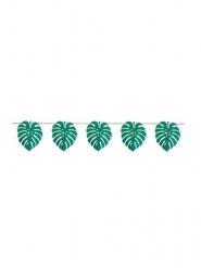 Guirlande en papier feuilles de palmier 5 m 48