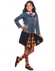 Top avec jupe Gryffondor Harry Potter™ fille
