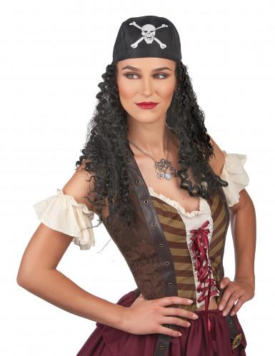 Perruque pirate adulte-1