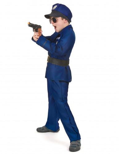 Déguisement policier luxe garçon-1