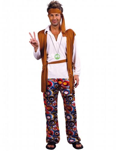 Déguisement hippie homme