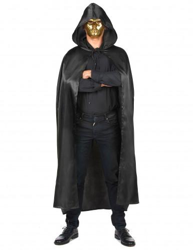 Cape vampire noire adulte Halloween-3
