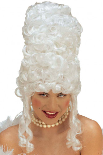 Perruque Marie Antoinette femme