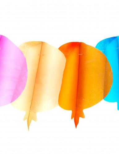 Guirlande ballons en papier 4 m-1