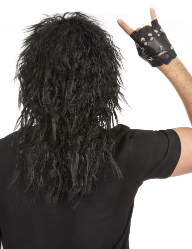 Perruque hard rocker homme-1