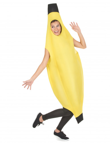 Déguisement banane adulte-5