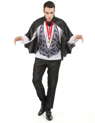 Déguisement Dracula homme Halloween