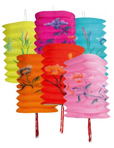 Lot de 12 lampions chinois
