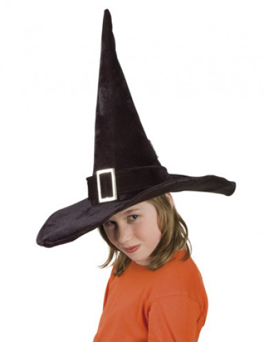 Chapeau sorcière enfant Halloween