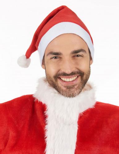 Bonnet Père Noël adulte-2