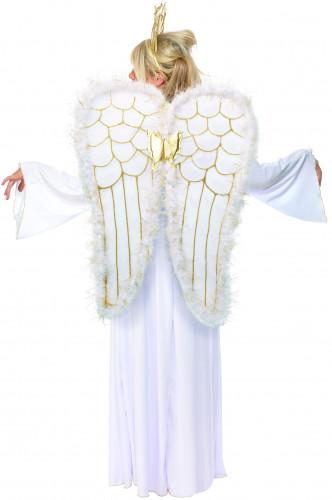 Déguisement ange femme-1