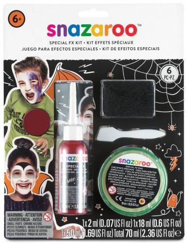 Kit effets spéciaux blessures FX Snazaroo™ Halloween