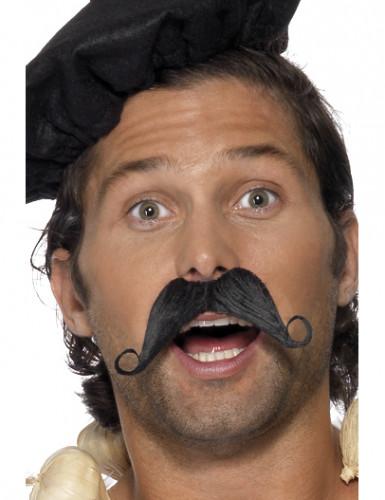 Moustache française adulte