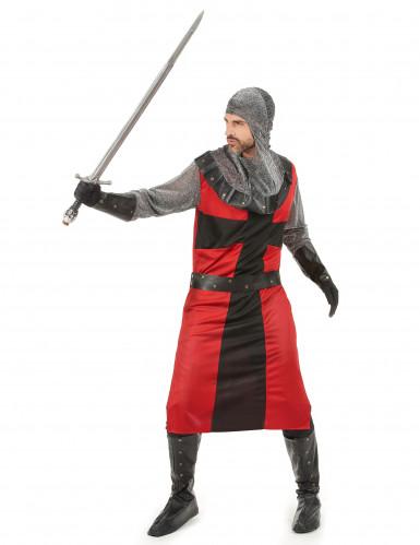 Déguisement chevalier médiéval homme-1