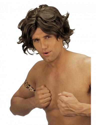 Perruque préhistorique homme