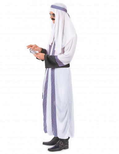 Déguisement cheikh arabe homme-1
