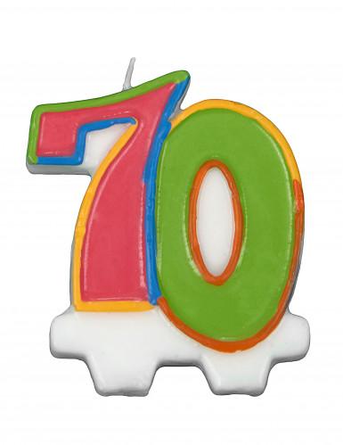 Bougie d'anniversaire chiffres-2